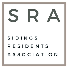 Sidings Residents' Association Logo