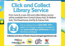 Library click and collect details are spelled out in the article